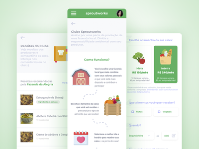 Personal Project - Sproutworks