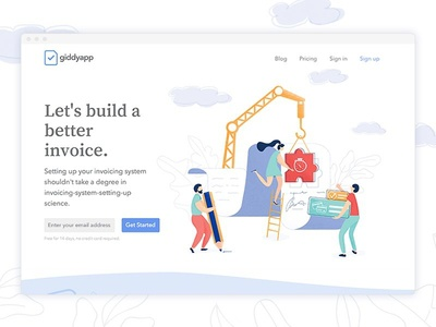 Let's build a better invoice!