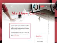 Site Redesign V3