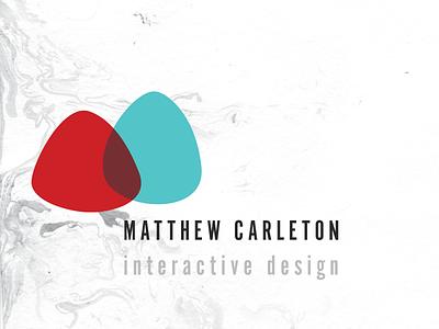 Personal branding exploration minimal clean modern explore contractor freelance designer marble logo branding