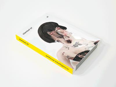 Slanted Magazine #37—AI design slanted magazine graphic design slanted publishers magazine artificial intelligence typography slanted