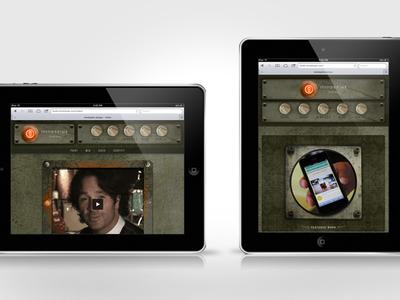 Mindspike iPad