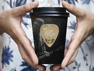Coffee House Music School Logo