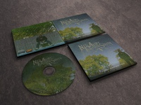 Neil Alday & Further South CD Design