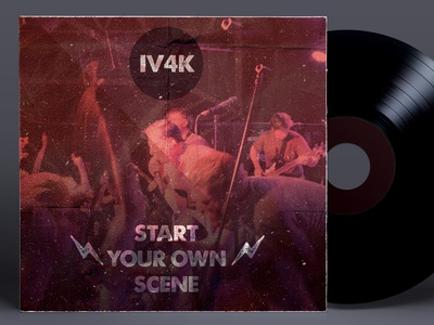 IV4K - Record Cover
