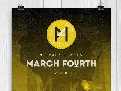 March Fourth Poster