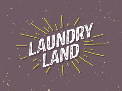 Laundry Land Logo