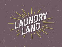 Laundry Land Logo