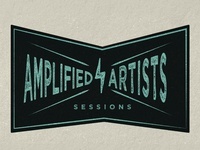 Amplified Artists Sessions Logo