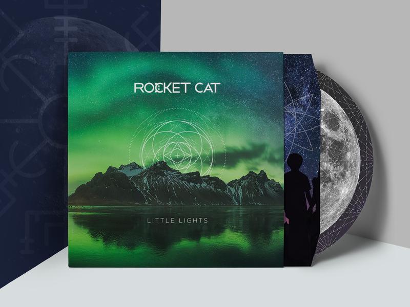 Little Lights CD cd artwork design