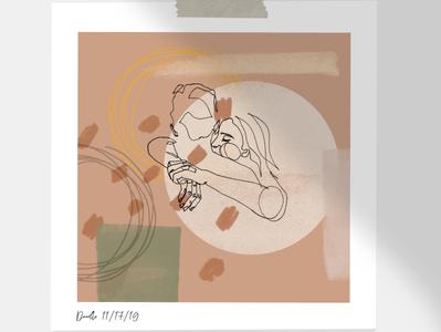 doodle 11-17-19 illustration textures design