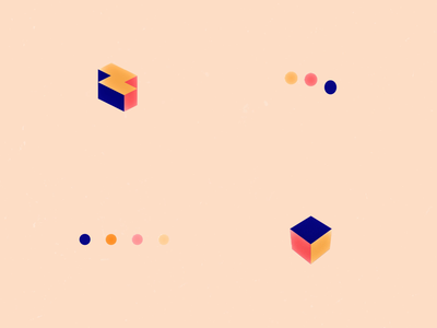Loaders 3d circle animation color preloader motion loader
