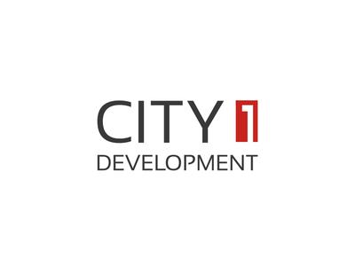 city1 1 construction building logo