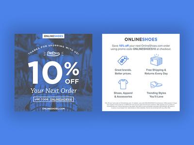 OnlineShoes.com Box Insert
