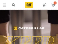 Cat 062019 code landing page mobile