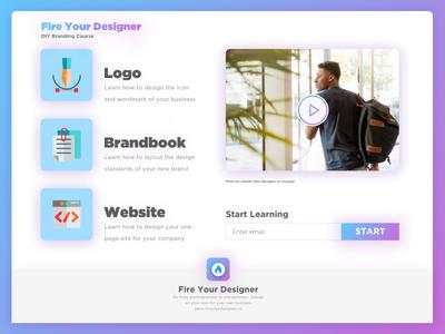 Fire Your Designer Branding Course