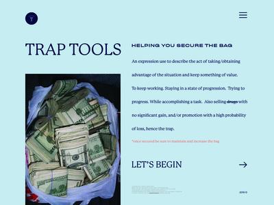 Trap Tools 🔨 💰