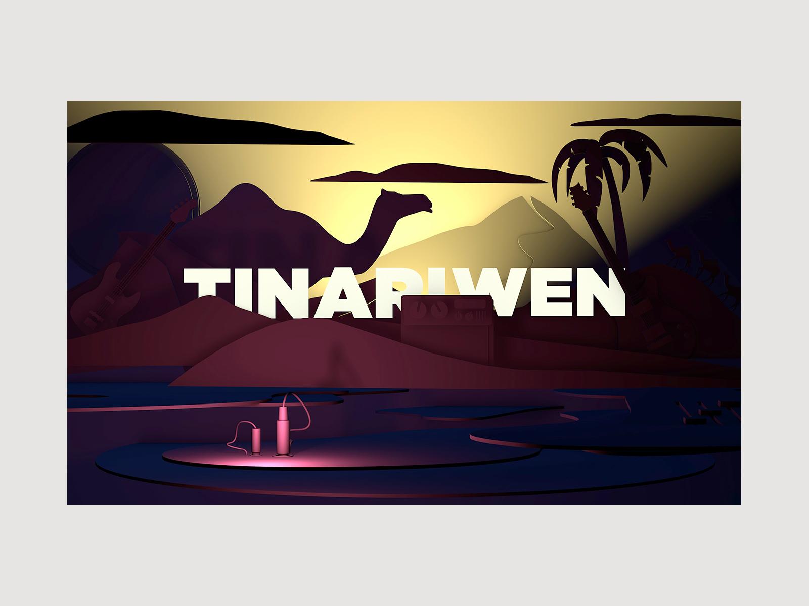 Dribbble tinariwen