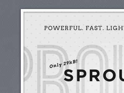 Release Promo release sproutcore