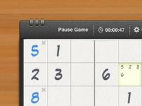 Sudoku5 - HTML5/Sproutcore Sudoku Game