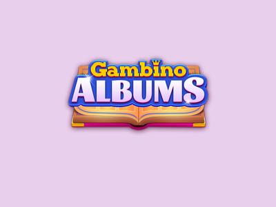 Gambino Albums Logo