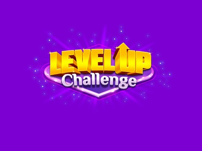Logo for Level Up Challenge