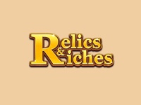 Logotype. Relics & Riches