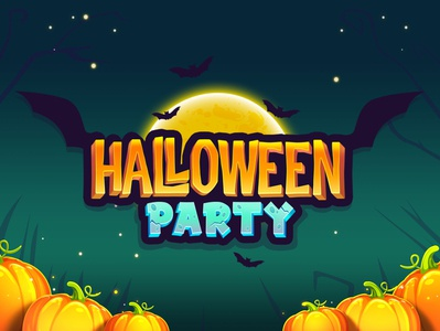 Logo for Halloween feature