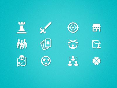 Icones categorias