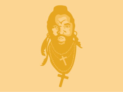 The 80's Icons #1 - Mr.T