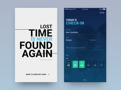New Dashable -  iOS app