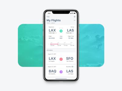 New Flightlogger UI