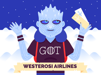 Traveling Night King