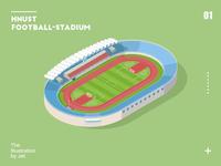 Hnust Football Stadium