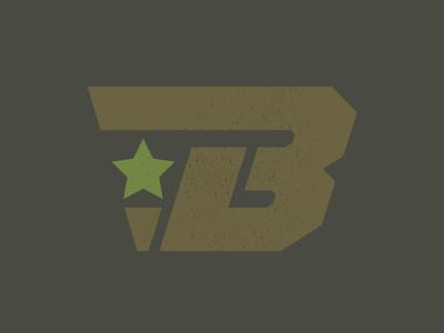 "Big Supplement ""B"" Fitness Logo"