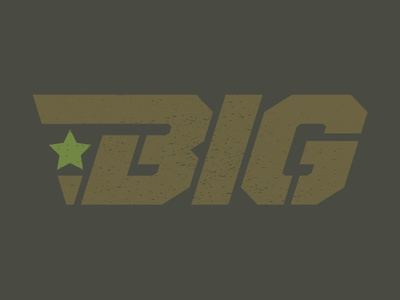 Big Supplement Fitness Logo