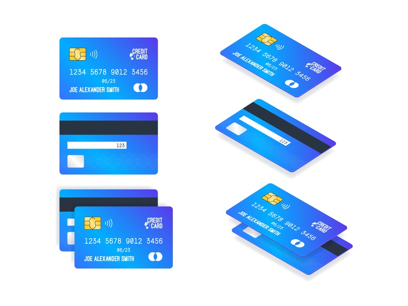 Credit Cards Collection