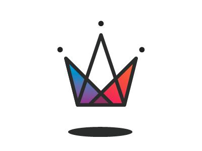 Regal 2.0 design branding logo rebrand mark crown theater regal color