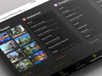 Concept app for an Hotel