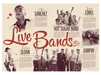 Rock That Swing Festival 2016 - Bands