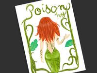 Poison Ivy Illustration
