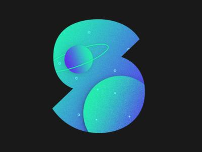 Shiva x Cosmos milky universe planet cosmos rework logo