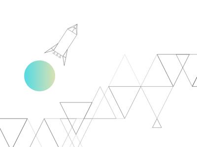 Rocket Triangle Sphere