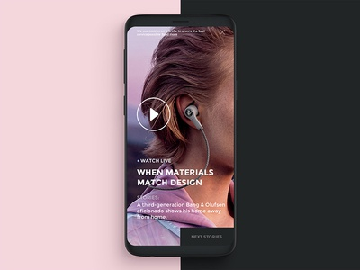 BeoPlay Stories