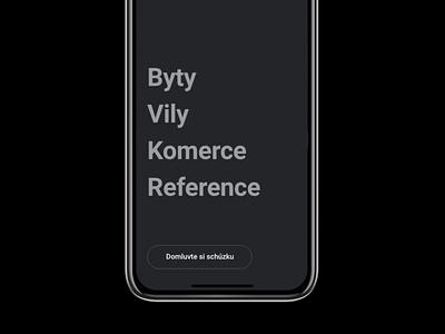 Shots for Menu menu navigate clear prototyping ui mobile