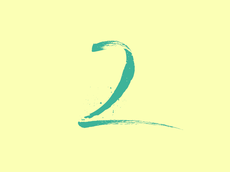 '2' Typehue fonts typehue two