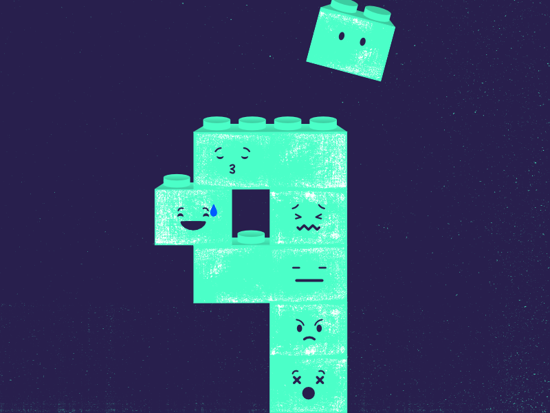9 blocks typehue 9