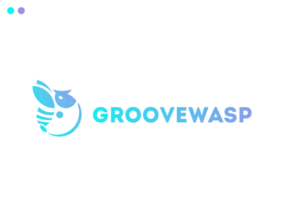 Groove Wasp by Iván  via dribbble