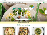 New Allerhande website online!
