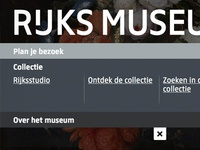Rijksmuseum website